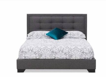 Breanne Queen Bed - Brand New