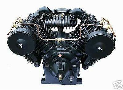 10 hp air compressor pump ebay for Air compressor pump and motor replacement