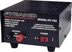 New - 12 VOLT DC POWER SUPPLY - Large selection available - many applications!