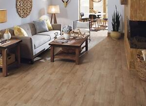 Tarkett FiberFloor® - Loose Lay Sheet Vinyl Flooring - Fresh Start 80 mil, 10 yr Warranty
