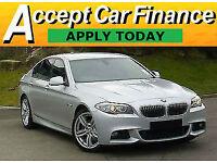 BMW 520 2.0TD M Sport FINANCE OFFER FROM £103 PER WEEK!