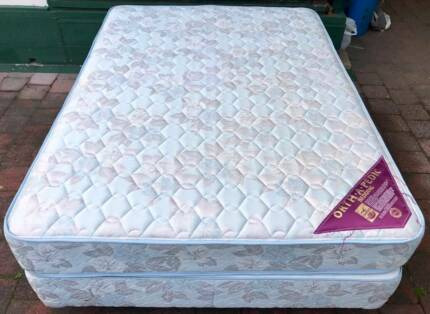 Excellent ORTHAPEDIC brand Double Bed for sale. Delivery