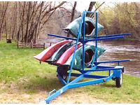 WANTED Kayak/Canoe Trailer ( boat, trailer)