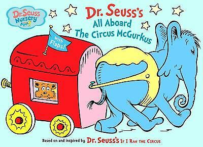 All Aboard the Circus McGurkus (Dr. Seuss Nursery Collection) by Seuss, Dr.