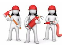 Fire Marshal course on the 25th of April, £75, King's Cross, London - half day course