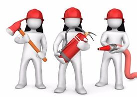 Fire Marshal course on the 24th of January, £75, King's Cross, London - half day course