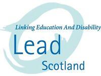 Volunteer Befriender with Lead Scotland (Fife) Befriending