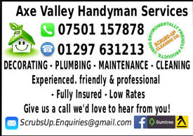 Property Maintenance - Handyman, Experienced, friendly & professional. Low rates great results!