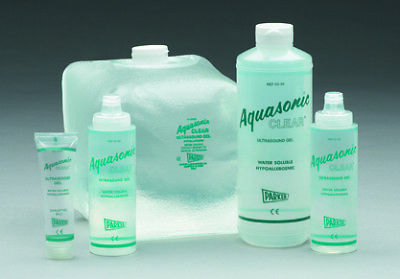 Parker Laboratories Aquasonic Clear 5 Liter Sonicpac  Each