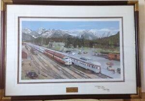 Publishers Proof - Folkins Art - Framed and Limited Editions Kawartha Lakes Peterborough Area image 2