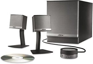 Bose Companion 3 MM Speakers