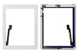 Apple Ipd 3 touch screen digitizer with free fitting while you wait at no extra cost