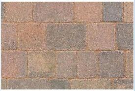 Marshalls Traditional Tegula Paving Blocks
