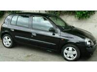 Clio 1.2 2005 black