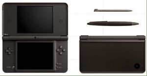 Used Dark Brown DSI XL for Sale! + 3-5 Games