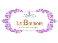 Chair to rent in Stunning Ladies Salon in Queensferry - Le Boudoir Ladies Hair Boutique