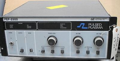 Ae Pulsed Plasma Pep-2500 Bipolar Dc Rf Sputter Power S