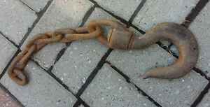 Vintage Cast Iron HOOK (Plant Hanger) West Island Greater Montréal image 2