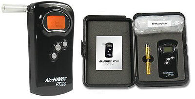 Alcohawk PT500 Alcohol Breathalizer Breathalyzer