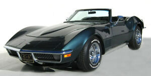 Looking for a convertible Corvette