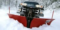 Snow Clearing / Removal and Salting - Prices start at $25