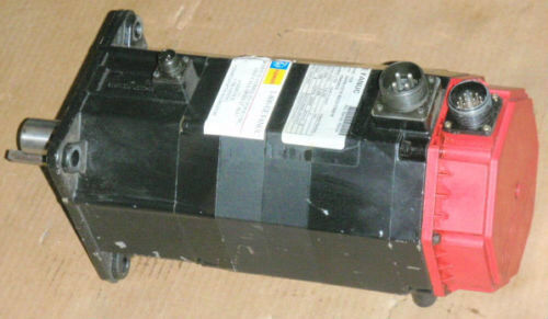 GE Fanuc 10S Motor _ A06B-0315-B202/7008-R _ A860-0304-T112 - A06B0315B2027008R