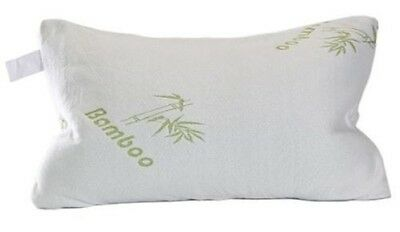 Hotel Luxury Comfort Bamboo Memory Foam Pillow ...
