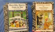 Horrible Harry Books