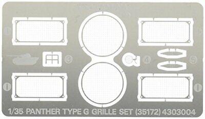 Tamiya 35172 German Panther Type G Photo Etched Grille Set 1/35 Scale kit