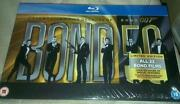 James Bond 50 Blu Ray