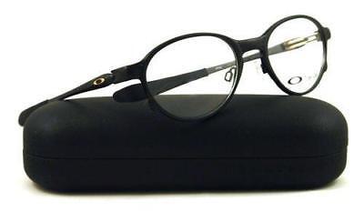 Oakley RX Eyeglasses OX5067-0251 Overlord Satin Black Titanium Frame [51-19-143]