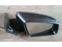 mercedes c200 2013 off/side wing mirror