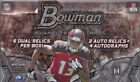 Bowman Sterling Sports Trading Boxes