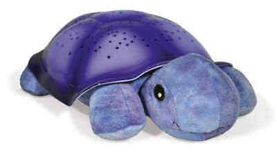 Cloud b TWILIGHT TURTLE Schildkröte Lila NEU/OVP Cloudb Sternenhimmel Nachtlicht