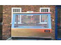 SINGLE DECK HOT CABINET, SINGLE TRAY (new) ,hot cabinet, NEW DESIGN