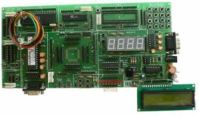 Atmel Avr At89s52 Board Isp Programmer Motor Drivers