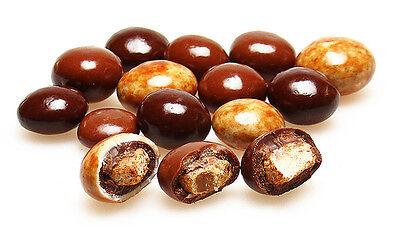 TRIPLE CHOCOLATE TOFFEE - MARICH CANDY- 1 LB Bag - BULK (Marich Toffee)