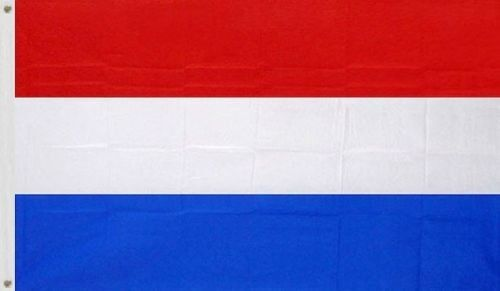 Netherlands Flag Large de Vlag van Nederland Amsterdam Holland Dutch Nederlanden