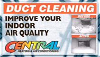Affordable Price For Complete House Duct cleaning $100