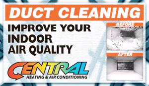 Complete Package For Air Duct cleaning Only $130