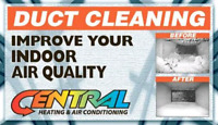 Amazing Price For Complete House Duct Cleaning $99.99
