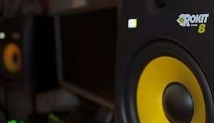 KRK Rokit 8 Speakers (pair) Capital Hill South Canberra Preview