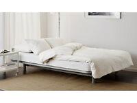 Double Ikea Bed - FREE - originally £210
