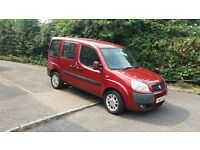2007 Fiat Doblo 1.4 Wheelchair Adapted Disabled Accessible Car