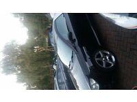 2005 Black Vauxhall Tigra Sport 1.8 Convertible