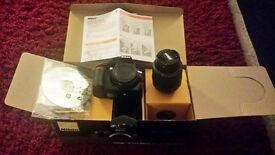 (Updated) Nikon D3100 DSLR camera with 18-55 VR lens kit and extra 70-300 sigma lens