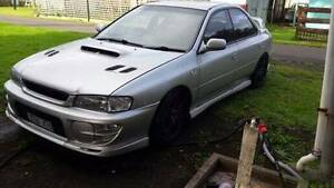 2000 Subaru WRX STI $6350 or Swap for Road bike. Need Gone! Werribee Wyndham Area Preview