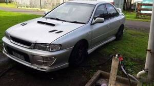 2000 Subaru WRX STI $8000 or Swap for New Road bike Werribee Wyndham Area Preview