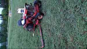 Walk Behind Sickle Bar Mower For Sale Kitchener