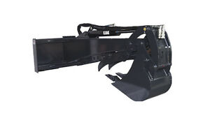 Jenkins HEAVY DUTY Backhoe Skidsteer Attachment